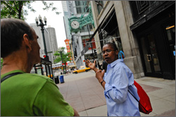 On a Greeter's Choice tour, your Greeter will show you their favorites and 'must-sees' in Chicago.